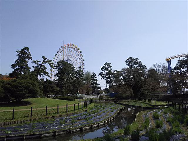 華蔵寺公園 庭園